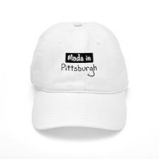 Made in Pittsburgh Baseball Cap
