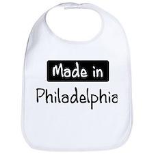 Made in Philadelphia Bib