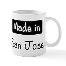 Made in San Jose Mug