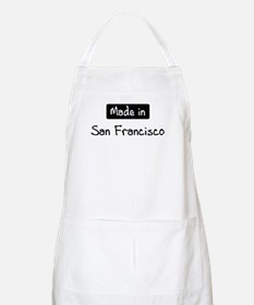 Made in San Francisco BBQ Apron