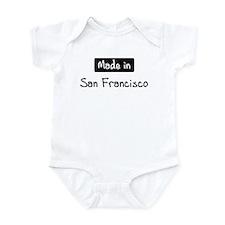 Made in San Francisco Infant Bodysuit