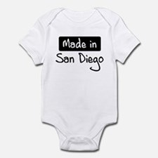 Made in San Diego Infant Bodysuit