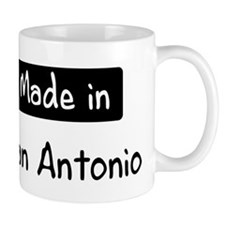 Made in San Antonio Mug