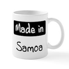 Made in Samoa Mug
