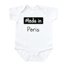 Made in Paris Infant Bodysuit