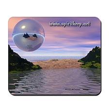 "SpiritKeep ""Gazing Ball"" Mousepad"