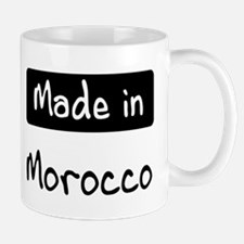 Made in Morocco Mug
