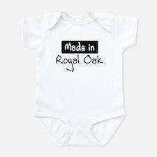 Made in Royal Oak Infant Bodysuit