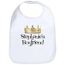 Stephanie's Boyfriend Bib