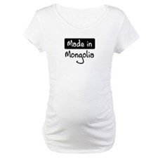 Made in Mongolia Shirt