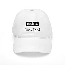 Made in Rockford Baseball Cap