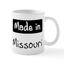 Made in Missouri Mug