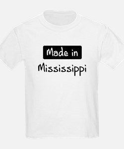 Made in Mississippi T-Shirt