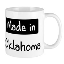 Made in Oklahoma Mug