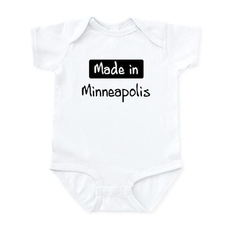 Made in Minneapolis Infant Bodysuit