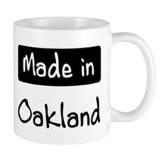 Made in Oakland Mug
