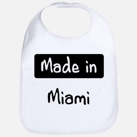 Made in Miami Bib