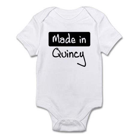 Made in Quincy Infant Bodysuit