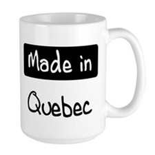 Made in Quebec Mug