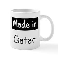 Made in Qatar Mug