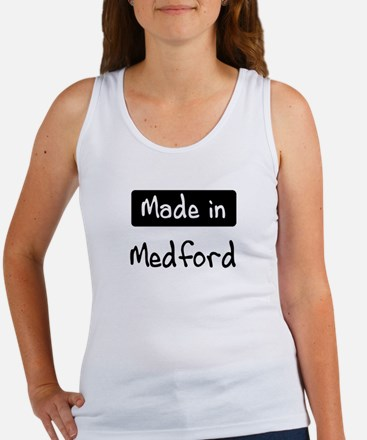 Made in Medford Women's Tank Top