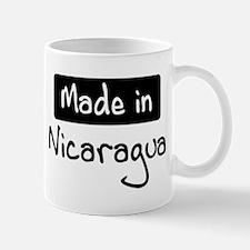 Made in Nicaragua Mug