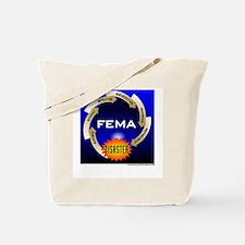 FEMA Disaster Life Cycle Tote Bag
