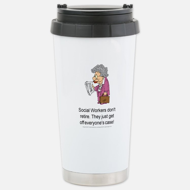 SW Don't Retire Travel Mug