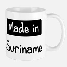 Made in Suriname Mug