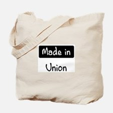 Made in Union Tote Bag