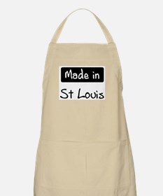 Made in St Louis BBQ Apron