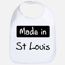 Made in St Louis Bib