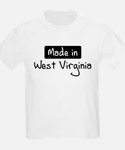 Made in West Virginia T-Shirt