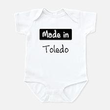 Made in Toledo Infant Bodysuit
