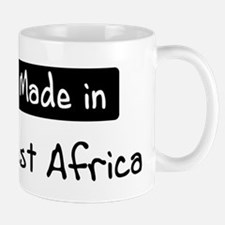 Made in West Africa Mug