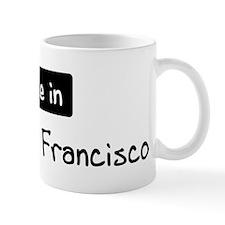 Made in South San Francisco Mug