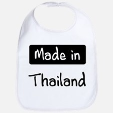 Made in Thailand Bib