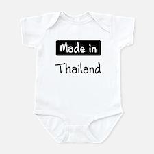 Made in Thailand Onesie