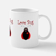 Cute Love Bug Ladybug Mug