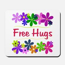 Free Hugs Mousepad