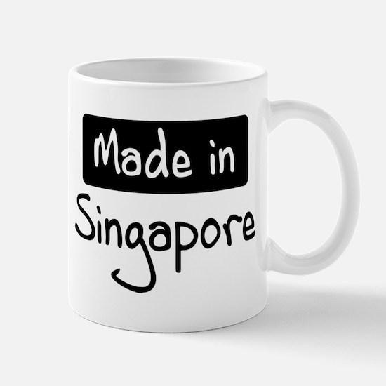 Made in Singapore Mug