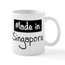 Made in Singapore Small Mug
