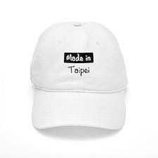 Made in Taipei Baseball Cap