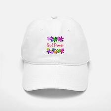 Girl Power Baseball Baseball Cap