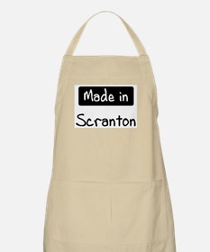 Made in Scranton BBQ Apron