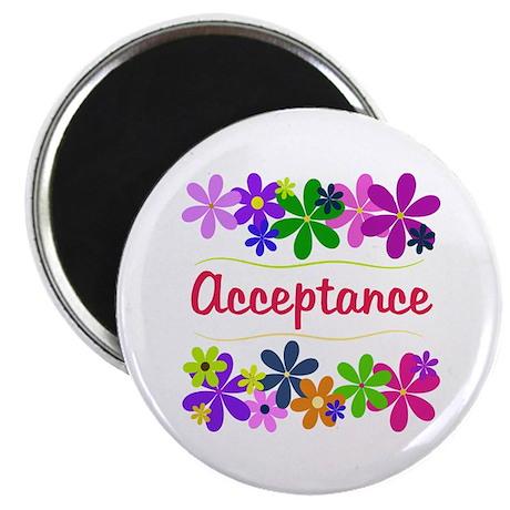 Acceptance Magnet
