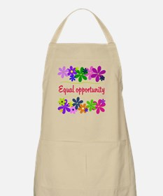 Equal Opportunity BBQ Apron