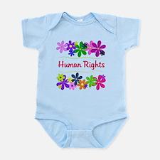 Human Rights Infant Bodysuit