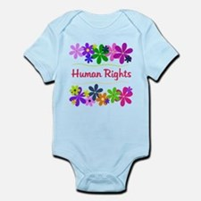 Human Rights Onesie