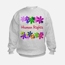 Human Rights Sweatshirt